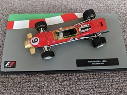 Lotus 49b   graham hill   1968 model racing cars 9aed9944 0829 457f 95f5 1d703173151e medium