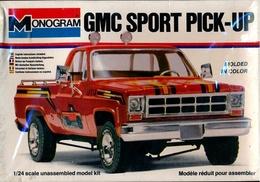 Gmc sport pickup model truck kits f1442837 d437 40e5 8998 a6da1b70defd medium