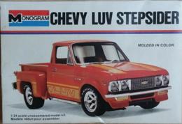 Chevy luv stepsider model truck kits 6947151d 5edc 4dd7 828b f22401c6ac84 medium