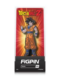 Goku | Pins & Badges