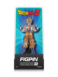 Super Saiyan Goku | Pins & Badges