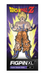 Super Saiyan Goku   Pins & Badges