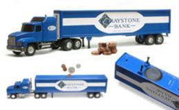Graystone Bank | Coin Banks