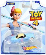 Bo Peep | Model Cars | 2019 Hot Wheels Toy Story 4 Character Cars Bo Peep