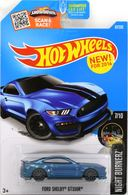 Ford Shelby GT-350R | Model Cars | Hot Wheels New for 2016 Nightburnerz FT350R