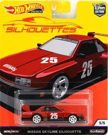 Nissan Skyline Silhouette | Model Cars | 2019 Hot Wheels Car Culture Silouettes Nissan Skyline Silhouette