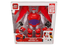 Armor-Up Baymax 2.0 | Action Figures