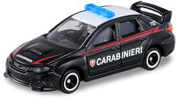 Subaru WRX STI Type S Carabinieri   Model Cars