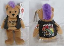 Hard rock cafe cologne punk beanie  plush toys 0beac825 dd97 4126 b84b a69b6612daee medium