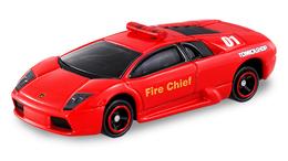 Lamborghini Murcielago Fire Chief   Model Cars