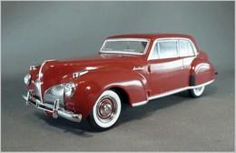 1941 Lincoln Continental   Model Cars   photo: Maz W