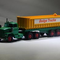 Matchbox Dodge LTS Articulated Trailer | Model Vehicle Sets