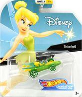 Tinkerbell | Model Cars | Hot Wheels Disney Character Cars Tinkerbell