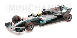 Mercedes F1 W08 Hybrid - Lewis Hamilton - Mexican Grand Prix 2017 | Model Racing Cars