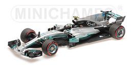 Mercedes F1 W08 Hybrid - Valtteri Bottas - 2nd Mexican Grand Prix 2017 | Model Racing Cars