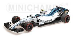 William Mercedes FW40 - Lance Stroll - Abu Dhabi Grand Prix 2017 | Model Racing Cars