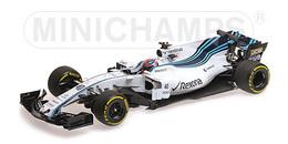 William Mercedes FW40 - Robert Kubica - Test Car 2017 | Model Racing Cars