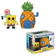 Spongebob with gary and pineapple house vinyl art toys aac49065 bce4 438d 9940 bf9c342ee3d8 medium