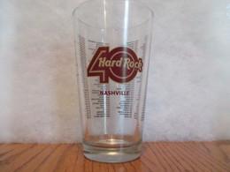 Nashville 40th Anniversary Pint Glass | Glasses & Barware | Front