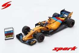 McLaren F1 MCL33 | Model Racing Cars
