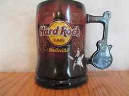 Nashville Guitar Handled Mug | Glasses & Barware