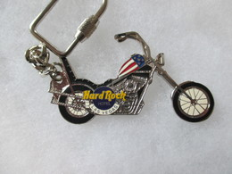 Las Vegas Hotel Chopper Motorcycle Key Chain | Keychains
