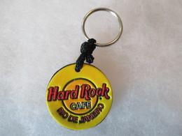 Yellow round rubber key chain keychains abd0de44 9b45 46c3 82b0 f686ef134b3a medium
