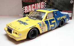 Dale Earnhardt №. 15 1982 Ford Thunderbird Wrangler Jeans | Model Racing Cars