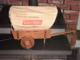 1960's Early Times Kentucky Bourbon Whiskey Stagecoach | Model Animal Drawn Vehicles