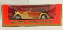 Matchbox Lagonda Drophead Coupe    Model Cars