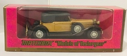 Matchbox 1930 Packard Victoria   Model Cars