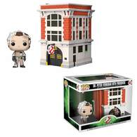 Dr. peter venkman with firehouse vinyl art toys c12850c3 12a9 4949 a92a 82ad05a6a70f medium