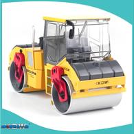 KDW Die Cast Model Truck 1:35 Tandem Compactor | Model Construction Equipment