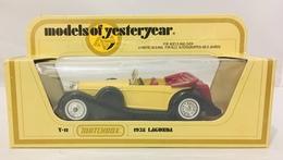 Matchbox 1938 Lagonda    Model Cars