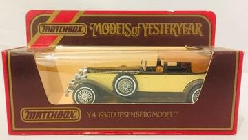 Matchbox Duesenberg Model J Town Car 1930 | Model Cars