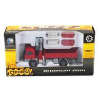 Kdw oem die cast model truck atego with crane model trucks 9664722b 6678 4198 a871 2254b76180bd medium