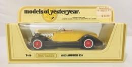 Matchbox 1935 Auburn 851   Model Cars