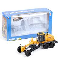 KDW Die Cast Model Truck 1:35 Motor Grader | Model Construction Equipment