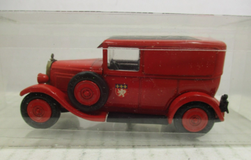1940 Citroen Pompiers de Paris   Model Cars
