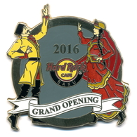 Grand Opening | Pins & Badges