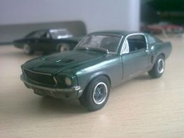 '68 Ford Mustang GT-390 Fastback | Model Cars