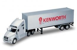 Kenworth t 2000 tractor trailer model vehicle sets 89225023 d463 4e67 bafc a0890fe163e8 medium