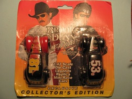 Brooks and dunn metal rodeo legends racing model racing cars 8b7e461e bcd4 4b3d b2be 5343fd01cbaf medium