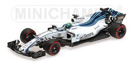 William Mercedes FW40 - Felipe Massa - Abu Dhabi Grand Prix 2017 | Model Racing Cars