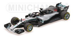 Mercedes F1 W09 Hybrid - Lewis Hamilton - 2018 | Model Racing Cars