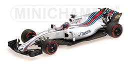 William Mercedes FW40 - Gary Paffett - Test Car 2017 | Model Racing Cars
