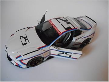 BMW 3.0 CSL Hommage R | Model Cars | photo Fabrizio P