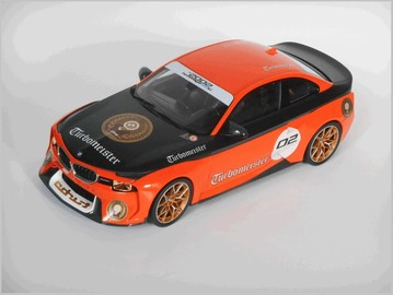 BMW 2002 Hommage Turbomeister #2 Concept | Model Cars | photo Maz W