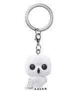 Hedwig (Flocked) | Keychains
