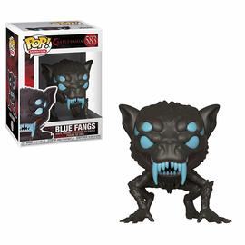 Blue Fangs | Vinyl Art Toys